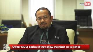 Owner MUST declare if they knew that their purchased car is cloned