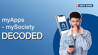 Know What is mySociety, under myApps powered by HDFC Bank