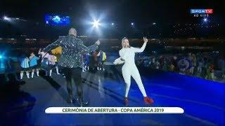 Brasil 2019™ - Léo Santana, Karol G - Vibra Continente (Live) [HD]