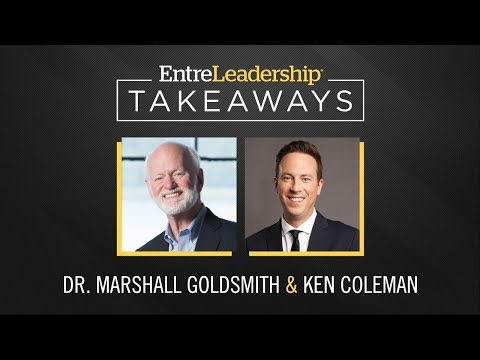 Sample video for Marshall Goldsmith