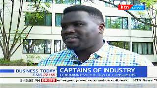 Joseph Kipkoech, Vivo Brand Manager | CAPTAINS OF INDUSTRY