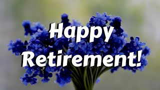Retirement Wishes | Sweet Retirement Message |  Congratulations On Your Retirement