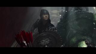 The Great Wall - Fight Off A Tao Tei - Own it Now on Digital HD & 5/23 on Blu-ray/DVD