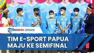 Kalahkan Tim Esport Papua Barat di Penyisihan PON Papua, Kontingen Papua Masuk Semifinal