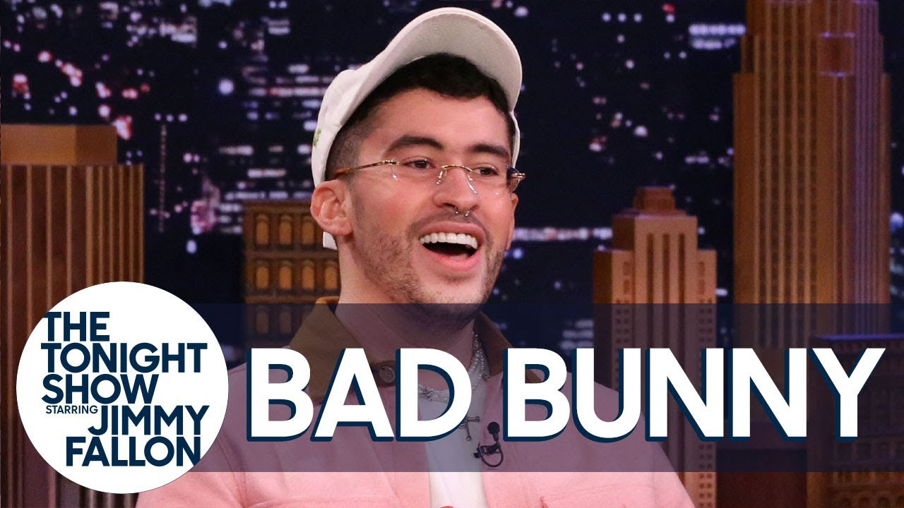 Bad BunnyDoesn't Know Who Won the Super Bowl After His Halftime Performance thumbnail