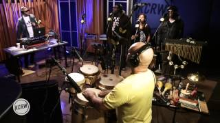 """Nightmares on Wax performing """"I Am You"""" Live on KCRW"""