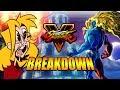 Yo...Gill Looks Insane - Gill Gameplay Breakdown (Street Fighter V)