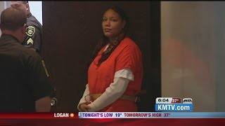 Erica Jenkins Found Guilty In Murder Of Curtis Bradford