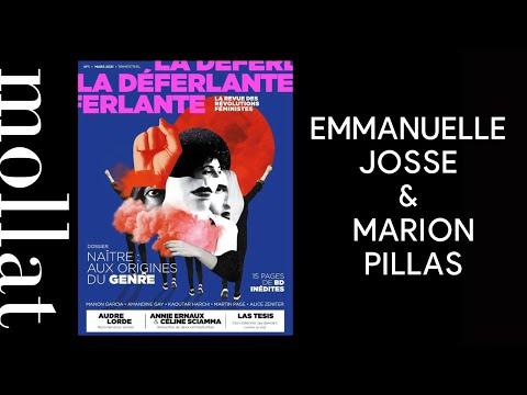 Emmanuelle Josse et Marion Pillas - La Déferlante