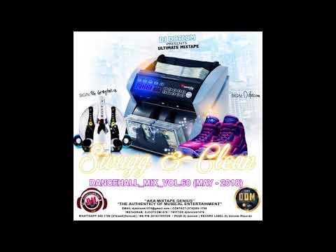 DJ DOTCOM SWAGG & CLEAN DANCEHALL MIX VOL 60 (2018)