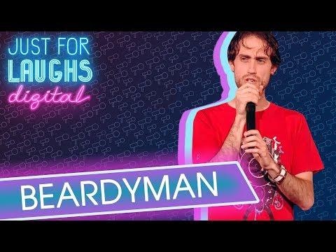 BeardyMan – Beatbox Comedy