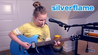 Silverflame - Dizzy Miss Lizzy (cover)