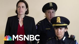 NBC News: WH Tried To Limit Testimony For Former Trump Russia Adviser | The Last Word | MSNBC