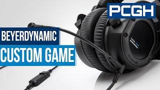 Dein Headset, Dein Sound, Dein Style! | Das individualisierbare Beyerdynamic Custom Game Headset