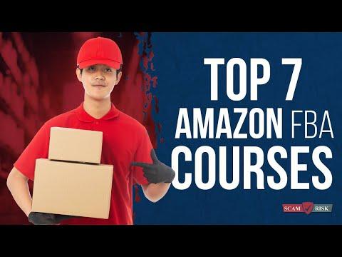 The Top 7 Amazon FBA Courses - Amazon FBA 2021