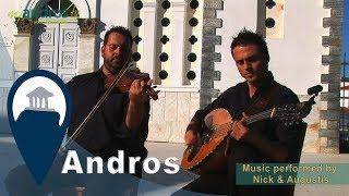 Andros Traditional Music | by Nick and Augustis - Track 3