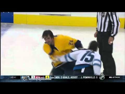 Zack Stortini vs Tanner Glass