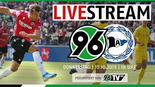 RE-LIVE: Hannover 96 vs. Arminia Bielefeld