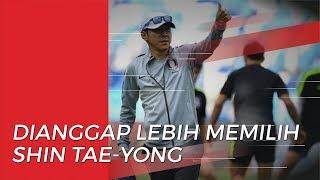 Tanggapan PSSI ketika Dianggap Lebih Pilih Shin Tae-Yong daripada Luis Milla