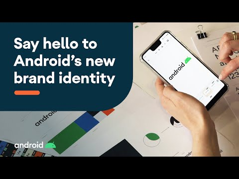 Say hello to Android's new brand identity