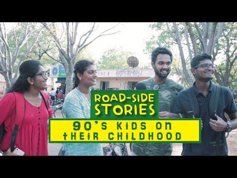 90's kid on their Childhood - Road Side Stories  | Put Chutney