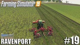 Farming Simulator 19 Mod Video Review System-Tec Grass Dryer - Самые