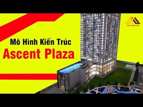 Ascent Plaza | Thiết kế mặt bằng chung cư Bình Thạnh