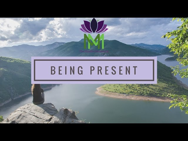 20 Minute Mindfulness Meditation for Being Present / Mindful Movement