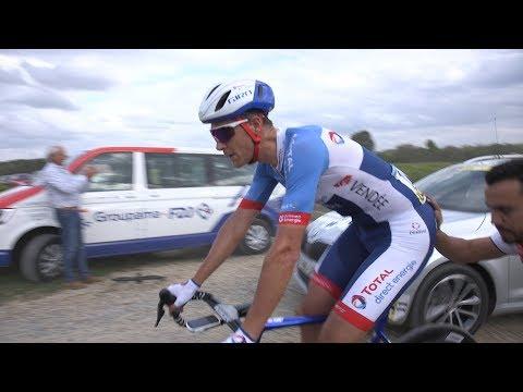 19.10.13 En immersion avec le Team TDE - Paris-Tours