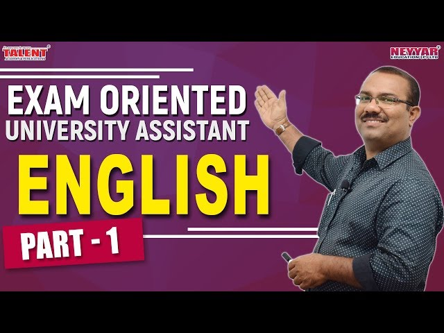 Most Expected ENGLISH Questions