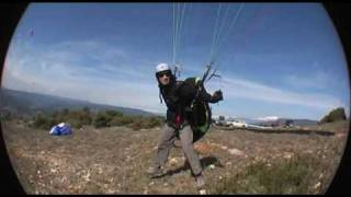 preview picture of video 'Concentración de Parapente Secastilla 2010'