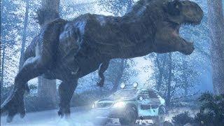 Jurassic Park 4 2017  Jurassic World Trailer