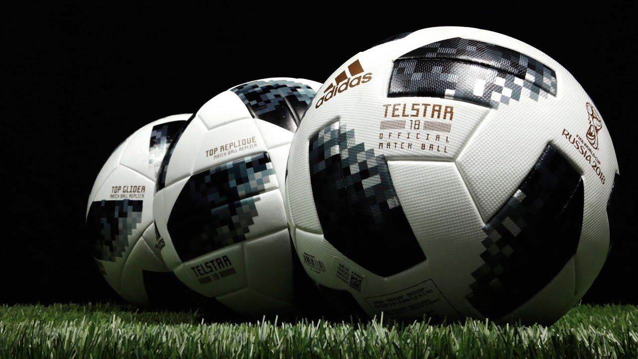 b37b2021ebd74 Mundial 2018 de Rusia  Los secretos del balón Adidas Telstar 18