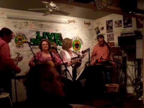 Bucksnort Hill Bluegrass Band.MOV