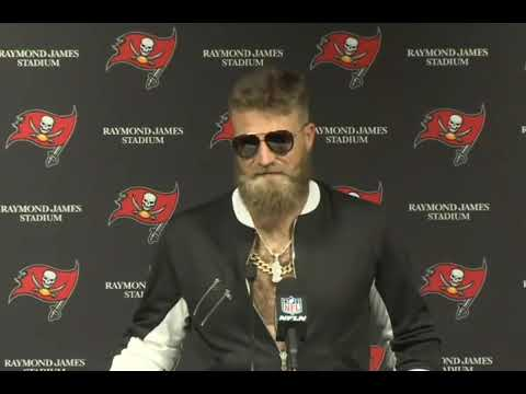 Fitzpatrick Interview Highlights (Fitzmagic at his best)