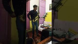 La Negra Tomasa-Cover Saxofón