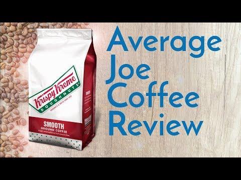 Krispy Kreme Smooth Coffee Review