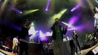 Kolchose - Wenn der Vorhang fällt - Live @ HipHop Open 2012