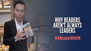 A Moment With JW | Why Readers Aren't Always Leaders