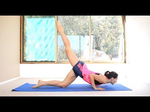 Yoga + Pilates Fusión: rutina para tonificar y ser flexible | 25 min con Elena Malova