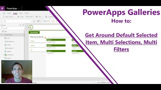 powerapps cascading galleries - Free video search site