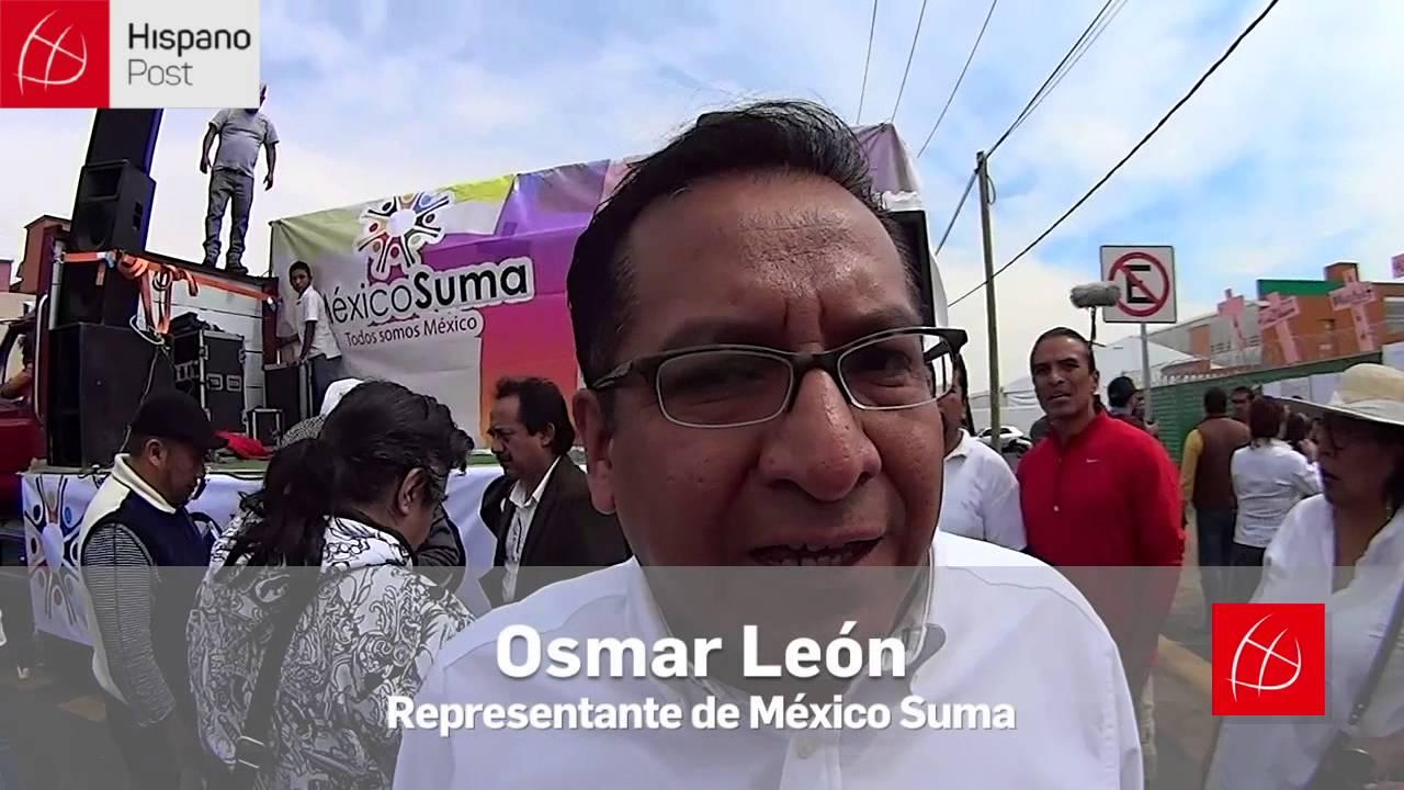 Así se prepara Ecatepec (México) para recibir al Papa Francisco