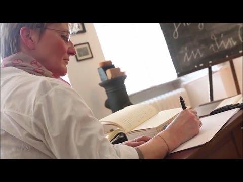 Was ist Stenographie (Kurzschrift)? ☆ Lernvideo
