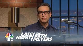 Fred Armisen's Extremely Accurate TV Recaps: The Originals - Late Night with Seth Meyers