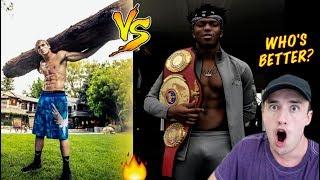 LOGAN PAUL vs KSI Battle / Who's the Best