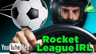 Soccer + Cars = AWESOME (Rocket League) - Game Lab by The Game Theorists