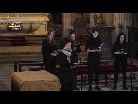 Vêpres du 6 octobre 2021 à Saint-Germain-l'Auxerrois