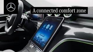 [오피셜] The New C-Class Wagon: A Connected Comfort Zone