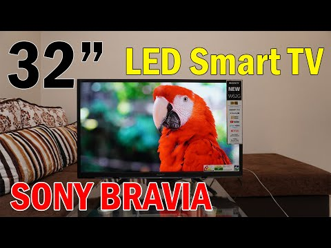 Sony 32 inch Smart  LED TV KLV W622G with Built-in Woofer, X-Reality Pro Engine