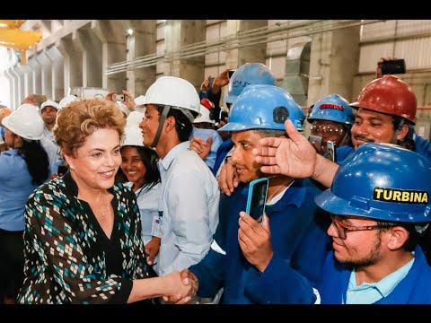 Dilma: afastamento de Cunha, antes tarde do que nunca!